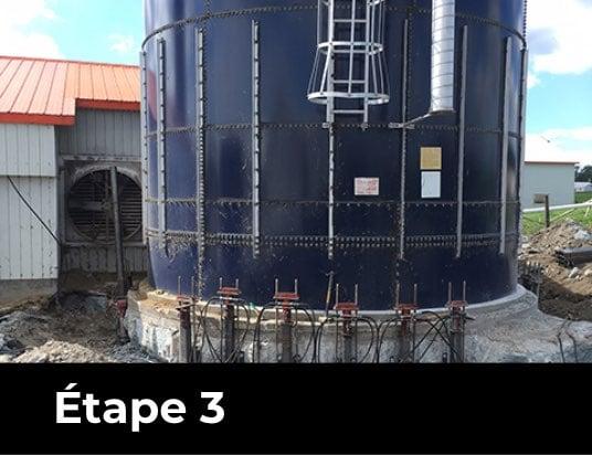 silo etape 03