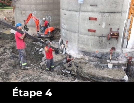 silo etape 04
