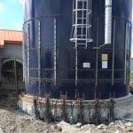 silo slider - Silo - Un poids lourd - Alerte fissure