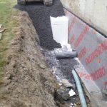 impermeabilisation et drainage des fonds - WATERPROOFING AND DRAINAGE - Alerte fissure