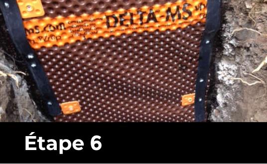 installation etape 06 - Fissure - Alerte fissure